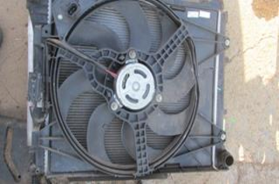 2015 Fiat 500 Radiator Fan For Sale