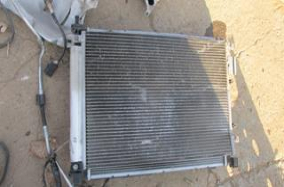 2015 Fiat 500 Aircon Condenser For Sale
