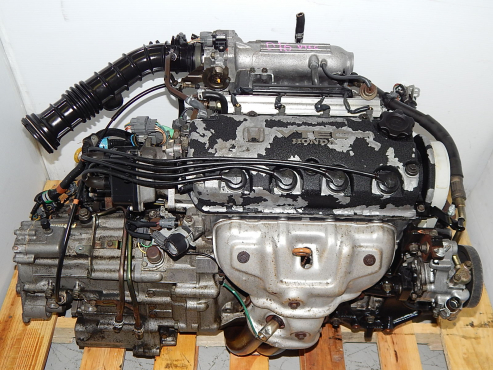 HONDA D15B AUTOMATIC GEARBOX