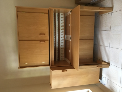 Sewing Cabinet for sale