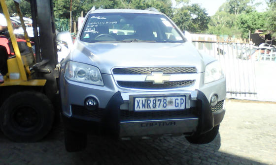 Chev Captiva Chevrolet In Car Spares And Parts In South Africa