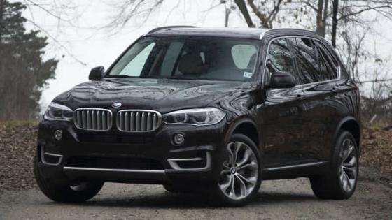 BMW X5 - E53 / E70 Air Shocks