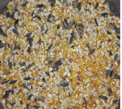 Mixed Fowl food sold in bulk!
