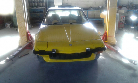 Parts Wanted - 1986 Fiat Bertone X19