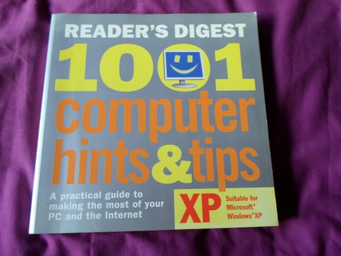 1001 Computer hints & tips.