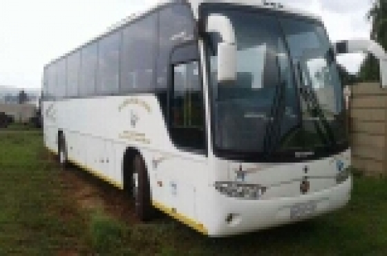 Scania Luxury Bus