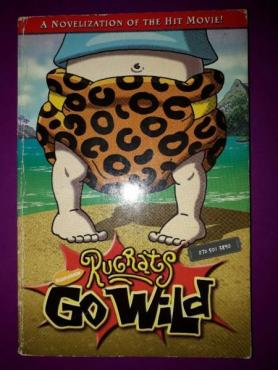 Rugrats Go Wild.