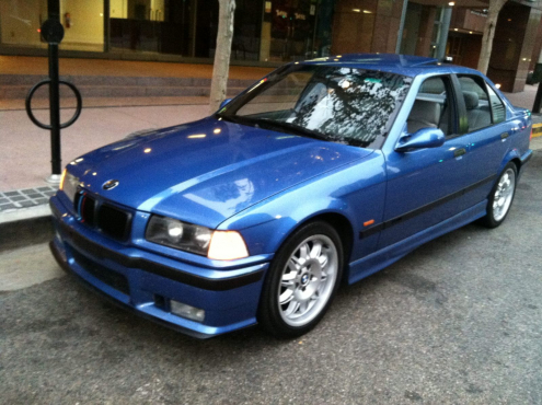 BMW E36 M3 BRAND NEW FRONT PLASTIC BUMPERS FORSALE PRICE-R1450