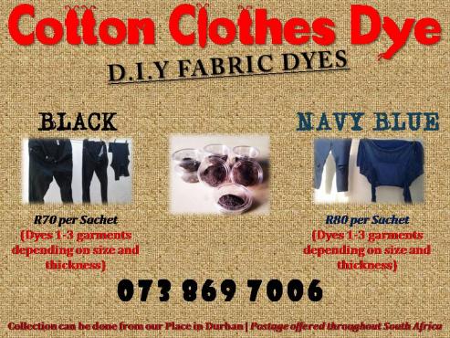 Clothes Jeans Dyes