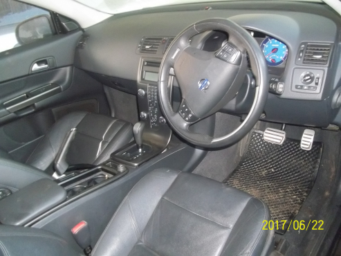 Volvo C30 T5 Interio