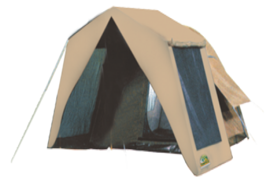Dome Tent Junior Baobab Extension Combo