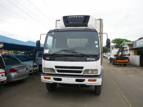 TCM FD30T6 white truck for sale at Approved Auto