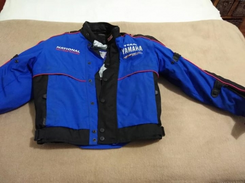 Yamaha riding jacket
