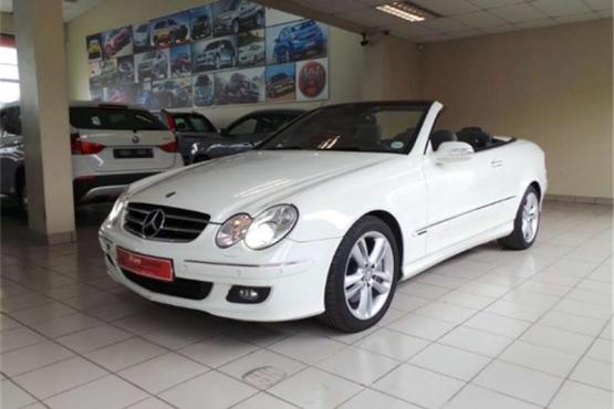 Mercedes Benz CLK