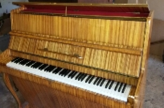 1965 Hebel Antique Piano