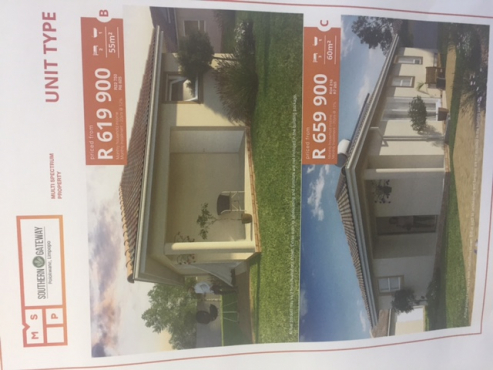 Brand New Affordable Homes in Polokwane