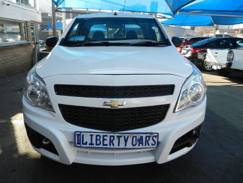 2014 Chevrolet Utility 1.4 Club 97,000km Single Cab Bakkie Manual Gear Side Steps Pockets Bakkie, Ma