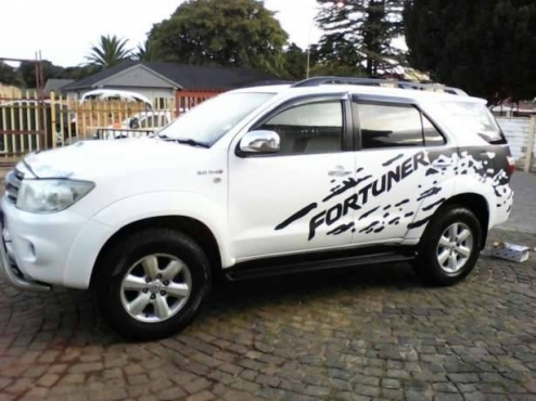 Car Wrapping Prices Pretoria