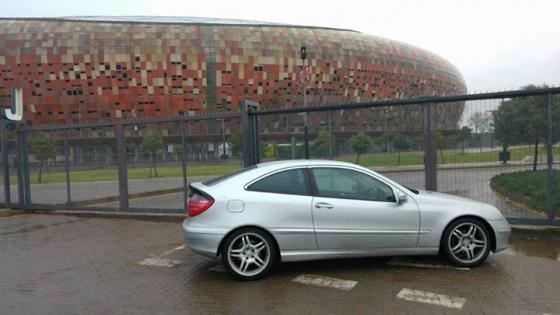 2002 Mercedes Benz C230 Coupe