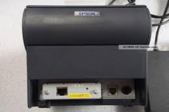 Epson TM U220 Ethernet Printers