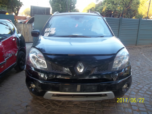 Renault Koleos Strip