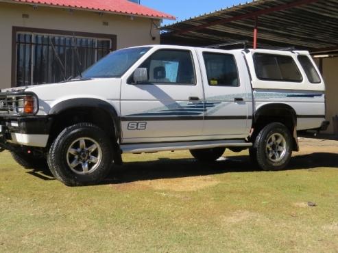 R 50 000 For Nissan Hardbody Double Cab 1998 Se