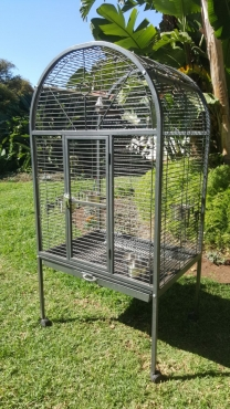 Upmarket Parrot Cage