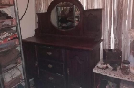 Imbuia dresser