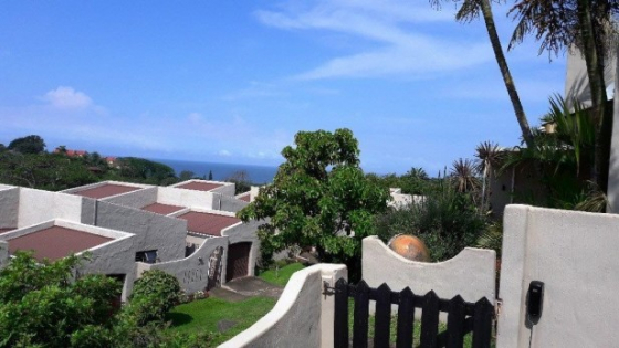 3 Bedroom Simplex with Distant Sea Views for sale in Port Edward