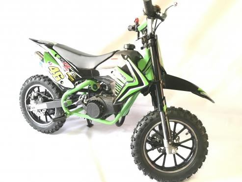 New type engine kids petrol 49cc Dirt Bike -new