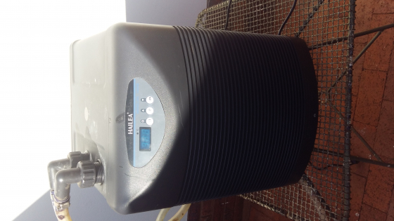 Chiller for sale. Marine Fish Tank