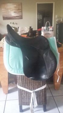 Wintec 2000 17 gp saddle