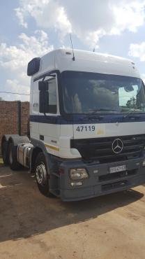 2007 Mercedes Benz Actros 2648 MP2 (6x4) Truck