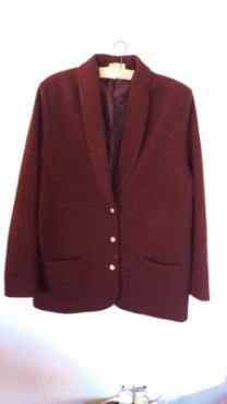 Ladies  Brown Blazer Type Chedee Coat
