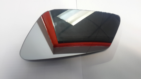 BMW F20 Mirror Glass