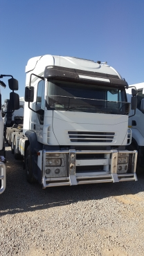 2007 Iveco Stralis 430HP (6x4) Truck