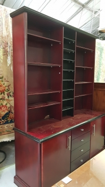 Large book shelf / s