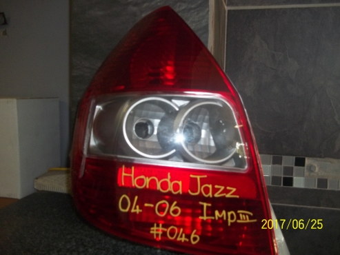Honda Jazz Taillight for sale