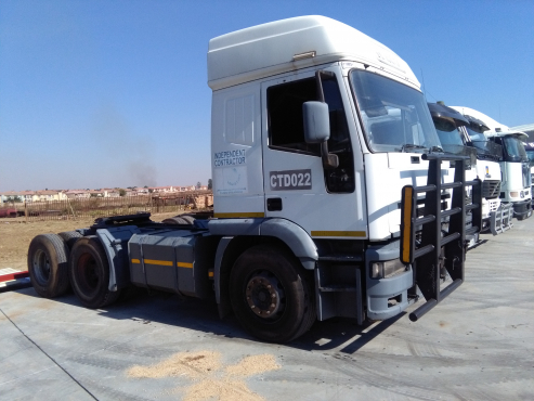 Must have contract of work for Truck and Trailers