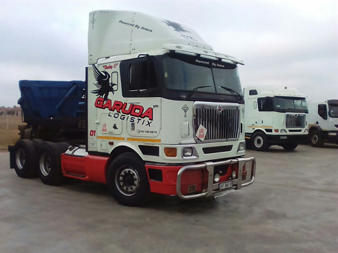 Smashing deal for a International 9800i Truck
