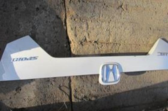 2017 Honda Civic Bootlid Prestige Panel For Sale