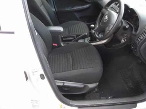 2009 Toyota corolla 1.3