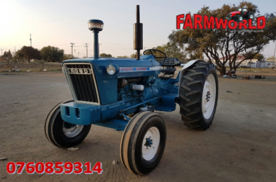 S2433 Blue Ford 5000