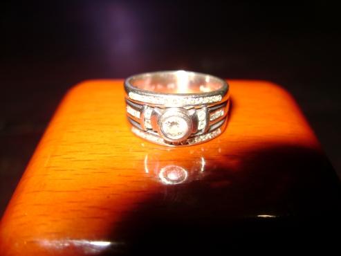 Sterns Wedding Ring 0 62ct Total Diamonds Junk Mail