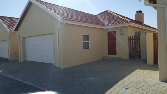 BRAND NEW 2 BEDROOM HOUSE IN ARUM ESTATE STRAND