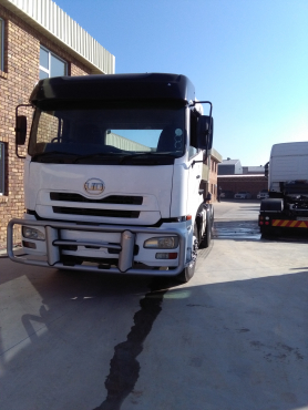 Reliable and strong Nissan UD truck