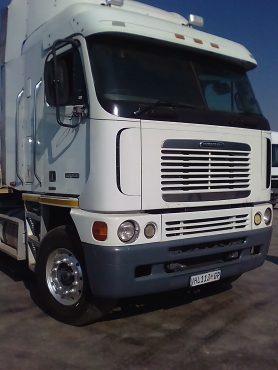 This freightliner is a must have.