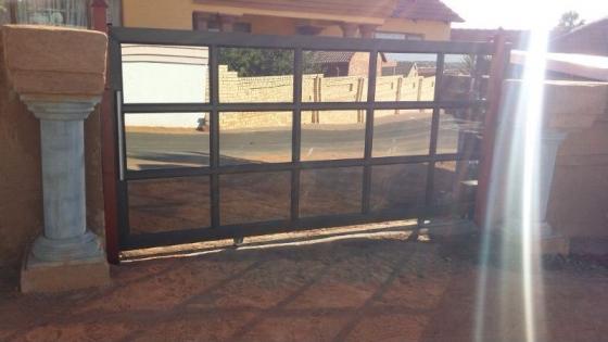Aluminium Garage Doors And Gates Johannesburg Junk Mail