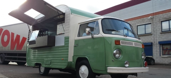 VW Food Truck conversions