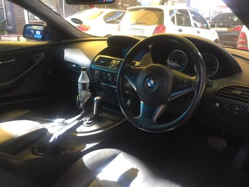 BMW 650i Convertible A/T (E64) 2008